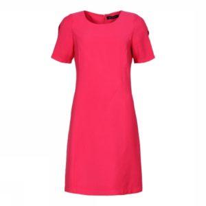 Pink sommer kjole.