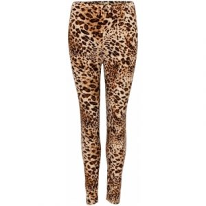 Dyre print leggings.