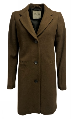 Etage uld jakke