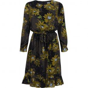Elton kjole blomster.